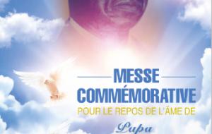 Obsèques de Papa Achigui Benjamin – Programme