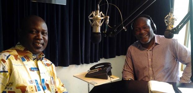 Le President Jude invité sur les ondes de 102.3 FM-Radiocentreville