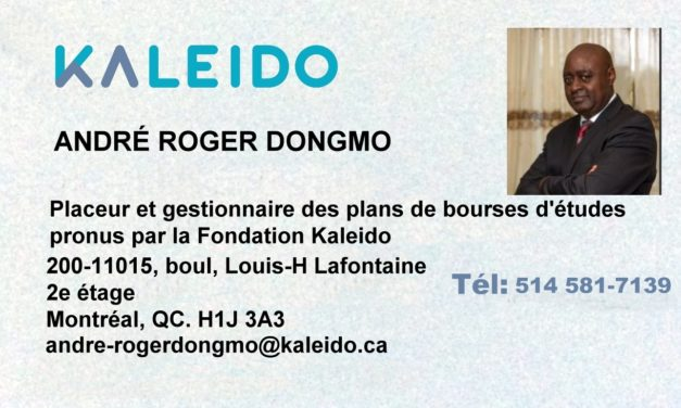 André Roger Dongmo