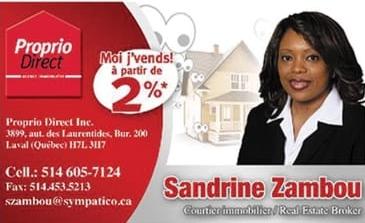 Sadrine Sambou