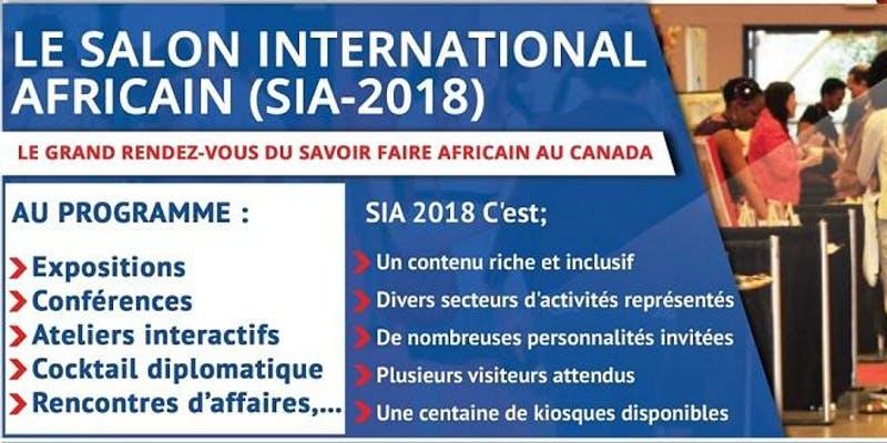 Foire Africaine de Montréal (FAM) 2018