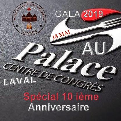 Gala Yemba 2019